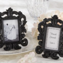 130x130 sq 1445009847434 black baroque elegant place card holder photo fram