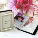 130x130 sq 1445009960365 little book of memories place card holder mini pho