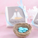 130x130 sq 1445009992642 love nest favor boxes with amorini chocolate weddi