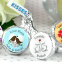 130x130 sq 1445010037974 personalized kisses hersheys favors 15