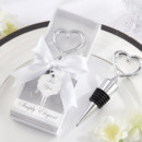 130x130 sq 1445010086552 simply elegant chrome heart bottle stopper wedding