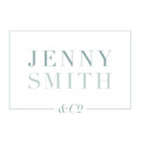 130x130 sq 1429725370053 jennysmithandco whitebg stackedcolor square