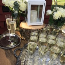 220x220 sq 1512752147108 champagne and lanterns