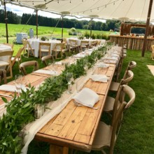 220x220 sq 1512752349188 sail cloth and farm table wedding