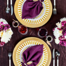 130x130 sq 1418054153410 fall leaf napkin placesetting tablescape smartyhad