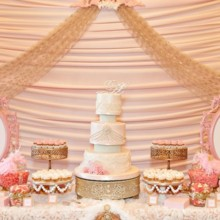 220x220 sq 1428445461556 close up cake table 2