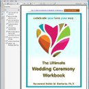 130x130 sq 1354728475907 ultimateweddingceremonyworkbookcover