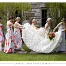 130x130 sq 1415116255541 bride walking with bridal party to ceremony   ashe