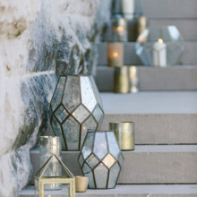 220x220 sq 1478807991538 gold geometric candle wedding details