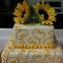 130x130 sq 1309227051851 sunflowercake