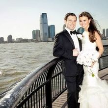 220x220 sq 1501524484 fb4ac274b63d4c37 1480954906474 bride and groom by the hudson