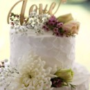 130x130 sq 1487782591677 baldy  brown wedding 8.22.2015 wedding cake