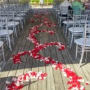 130x130 sq 1487782747937 bucklincasto 9.5.2015 floral ceremony aisle
