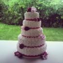 130x130 sq 1487786363992 ck rosette cake