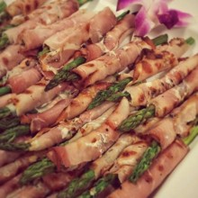 220x220 sq 1487786619376 proscuitto dparma grilled asparagus