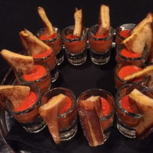 220x220 sq 1496726497351 grilled cheese shooters
