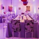 130x130 sq 1405352527438 32a 129 leslie wedding red  purple wedding swirl w