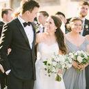 130x130 sq 1467533432 d7a0a85e267fa0d6 16a mckinney flour mill wedding  green  gray    white wedding