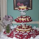 130x130 sq 1235655009862 chocolateandraspberrycheesecake