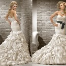 130x130 sq 1378930106526 maggie sottero divina wedding dress 126354 2