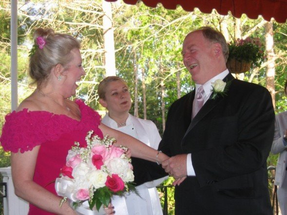 60 Non Traditional Wedding Vows: Annie Lawrence, NYC Wedding Officiant