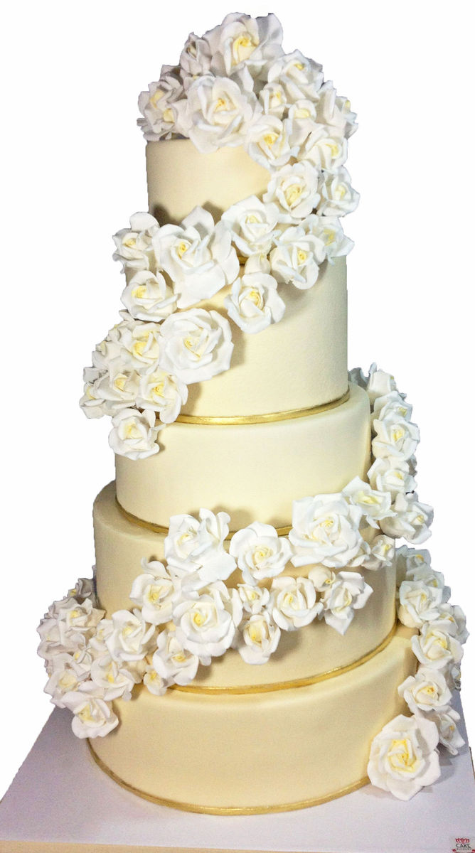 Cake Alchemy - Wedding Cake - New York, NY - WeddingWire