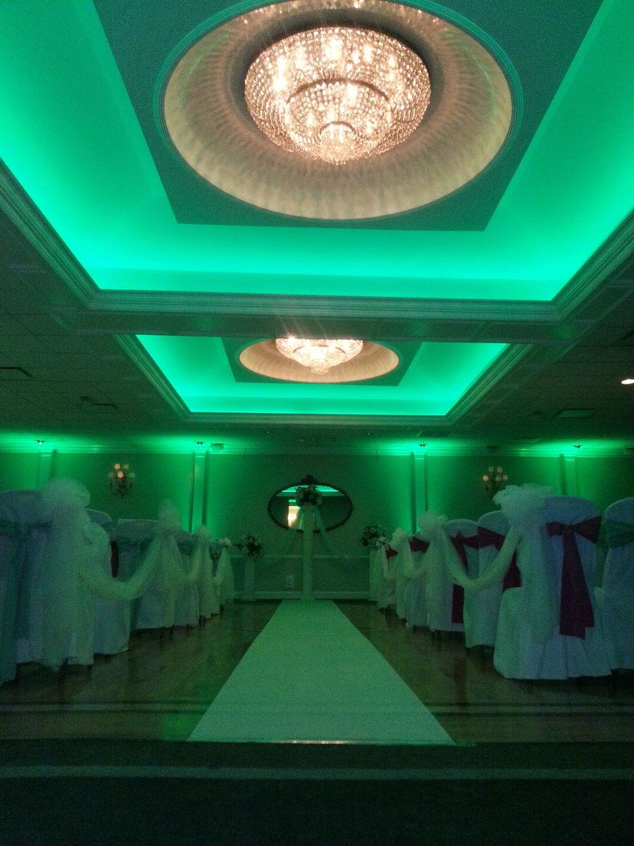 The chandelier venue belleville nj weddingwire aloadofball Choice Image