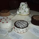 130x130 sq 1238377505890 assortedcakewedding