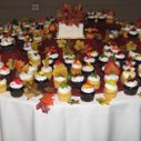 130x130 sq 1238377567187 fallcupcakewedding