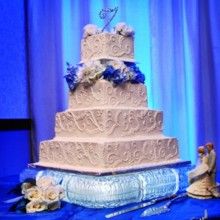 220x220 sq 1427035976630 cake uplighting