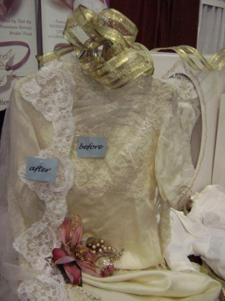 photo 1 of Bridal Gown Care Experts