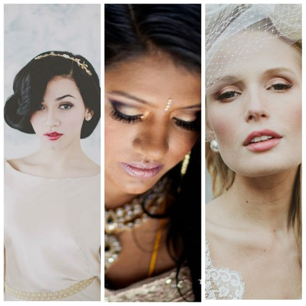 Face the Day NY: Bridal Makeup and Hair Services