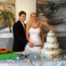 130x130 sq 1416960254543 kayla  tims wedding cake
