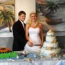 130x130 sq 1416960254543 kayla  tims wedding cake
