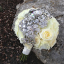 130x130 sq 1475539040531 maddy white brooch bouquet