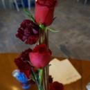 130x130 sq 1397680468655 red rose wedding