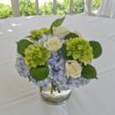 130x130 sq 1460553926302 blue centerpiece