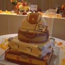 130x130 sq 1388795826038 luggage wedding cak