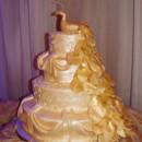 130x130 sq 1388795888129 peacock wedding cake 3 edi