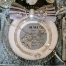 130x130 sq 1454340661936 silver bling placesetting