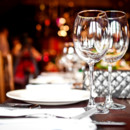 130x130 sq 1422889585839 glasses on table shutterstock87420911