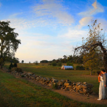 220x220 sq 1420215439171 pano wedding shot