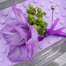 130x130 sq 1318532138489 purplegladgreenberryboutonniere