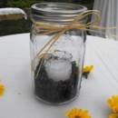 130x130 sq 1395849177947 coffee bean mason jar with candles lr