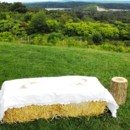 130x130 sq 1395849187986 haybale seating with vintage linen lr