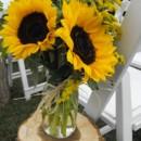 130x130 sq 1395849216222 sunflower ceremony mason jar