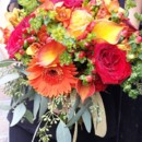 130x130 sq 1395851295948 fall toned rose and berry bouquet lr