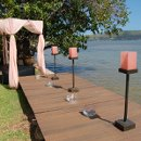 130x130 sq 1332628559037 beachfrontoasisestatepinkandblackthemebyexquisitehawaiianweddings