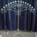 130x130 sq 1289837152425 candelabrasilverfan