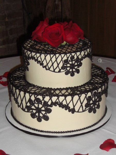 black lace wedding cakes sugarbelle cake shoppe chino ca wedding cake 11869
